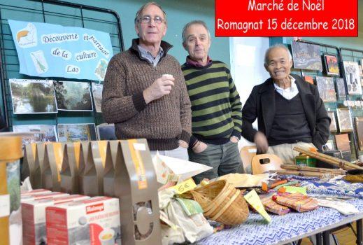 Marché de Noël de Romagnat